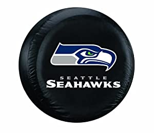 NFL Seattle Seahawks Large Tire Cover by Fremont Die