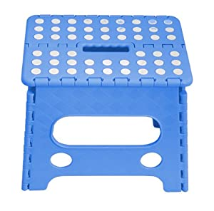 Superior Performance Inc Educational Products - Folding Stool 11 In - by Superior Performance Inc