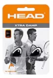 Head Xtra Damp 2er Pack Vibration Dampeners black white