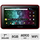 41f a0nvUcL. SL160 Visual Land Prestige 7 Internet Tablet 7 Inch Android 4.0 (Red)
