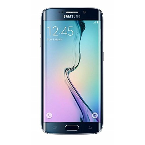 Samsung Galaxy S6 Edge SM-G925 32GB Black Factory Unlocked GSM Phone - Internationa Version Ships Mid/End April
