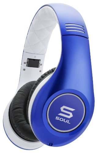 SOUL by Ludacris Headphones (Blue)