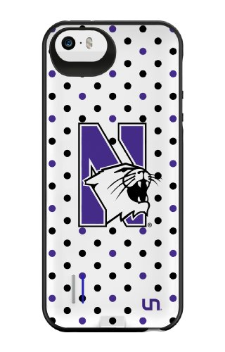 Uncommon LLC Northwestern University Polka Dots Power Photo