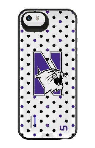 Uncommon LLC Northwestern University Polka Dots Power Photo