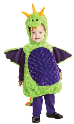 Dragon Toddler Costume 2-4T - Toddler Halloween Costume