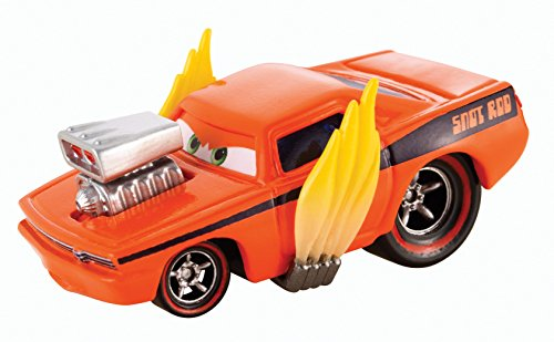 Disney World of Cars Tuners Die-Cast Snot Rod #3/8 1:55 Scale