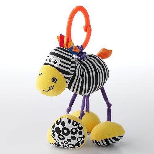 Zebra Rattle - 1