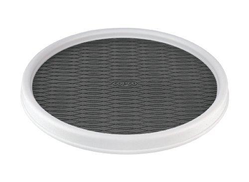 Copco 2555-0190 Non-Skid Cabinet Turntable, 12-Inch by Copco (Copco 12 Inch Turntable compare prices)