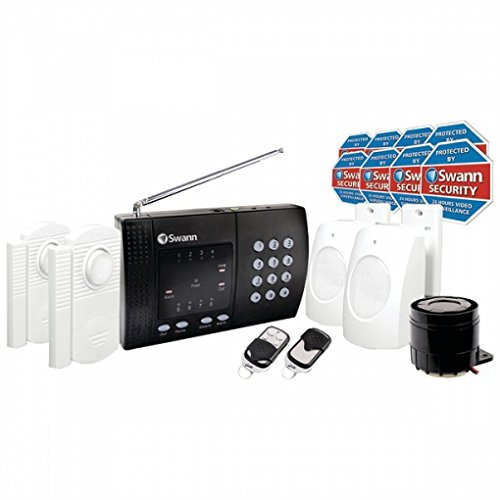 Swann Sw347-Wa2 Complete, Stand-Alone Home Wireless Alarm Kit