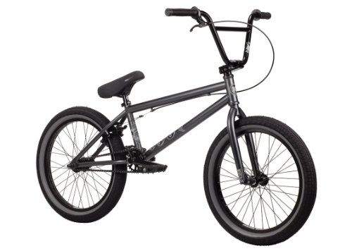 Kink 2014 Gap XL Ben Hittle BMX Bike, Charcoal, Toptube: 21-Inch