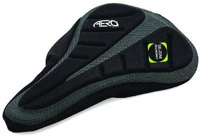 Aero Sport ASC10 Gel Padded Comfort Saddle Cover from Aero Sport