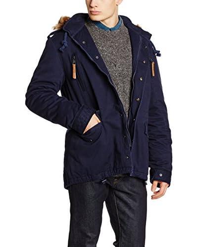 Brandit Jacke blau