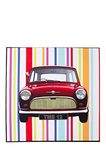 Tomasucci Mini Stampa, Legno, Multicolore