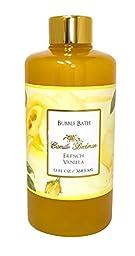 Camille Beckman Bubble Bath 13 oz - French Vanilla Scent