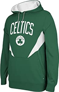 Boston Celtics Adidas 2013 NBA Resonate Performance Hooded Sweatshirt by adidas