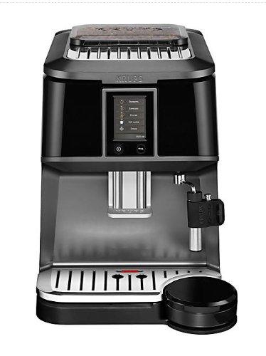 Krups EA8442 Espresso-Kaffee-Vollautomat, Touchscreen, schwarz thumbnail