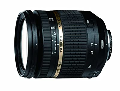 Tamron VC (Vibration Compensation) Zoom Lens for Digital SLR Cameras