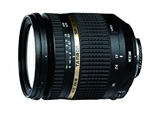 Tamron AF 17-50mm F/2.8 SP XR Di II VC (Vibration Compensation) Zoom Lens for Canon Digital SLR Cameras