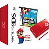 Nintendo DS Super Mario Bundle Limited Edition] [North America imported Nintendo DS Super Mario (Mario + body)