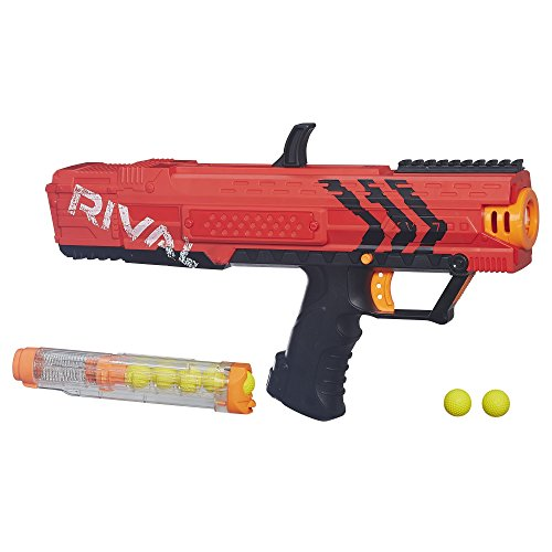 Nerf Rival Apollo XV-700 (Red) (Nerf Guns With Magazine compare prices)
