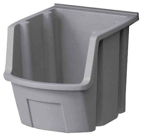 Images for Suncast MRB56G Resin Parts Bin, Gray