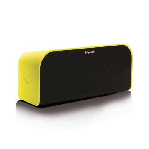 Klipsch Kmc 1 Yellow Portable Speaker, Yellow
