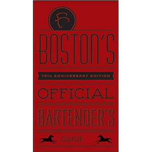 Mr Boston 75th Anniversary