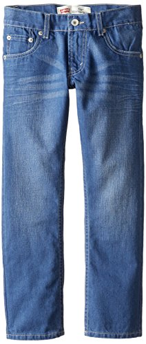 Levi's Big Boys' 513S-Straight Fit Jean, Pacific Heights, 16