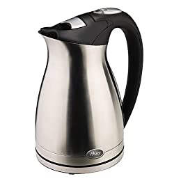 Oster Brushed Stainless Steel Kettle : Target