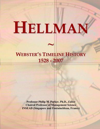 hellman-websters-timeline-history-1528-2007