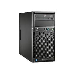 HP ProLiant ML10 v2 Tower Server System Intel Dual-core i3-4150 3.5 GHz 8 GB RAM 500GB SATA 7.2K