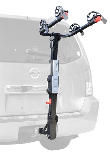 Allen Sports Premier Hitch Mounted 2-Bike Carrier (2006 Bmw X5 Trailer Hitch compare prices)