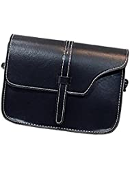 Modo Vivendi   Women Fashion Mini PU Leather Shoulder Bags   Messenger Bag Tote Handbags