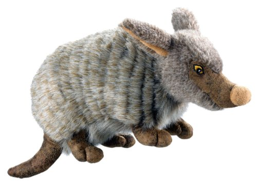 hunter-wildlife-44539-dog-toy-armadillo-size-s