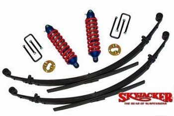 Skyjacker Suspension T421R Component Box For PN [T422K] 4 in. Lift (88 Toyota 4runner Lift Kit compare prices)