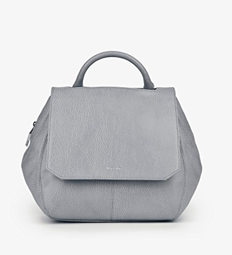 Matt & Nat Wellington Dwell Handbag, 100% Vegan, Storm (Grey)