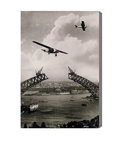 The Art Cabinet Sydney Harbour Bridge Canvas Print