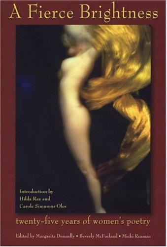 A Fierce Brightness Twenty-Five Years of Women s Poetry093497702X : image