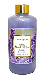 Camille Beckman Bubble Bath 13 oz - English Lavender Scent