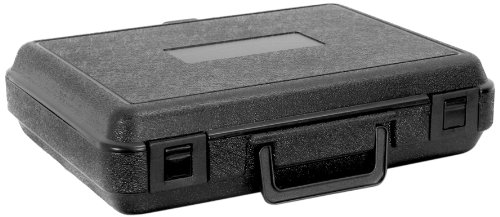 Cases By Source B1283 Blow Molded Empty Carry Case, 12.5 x 8.99 x 2.875, Interior