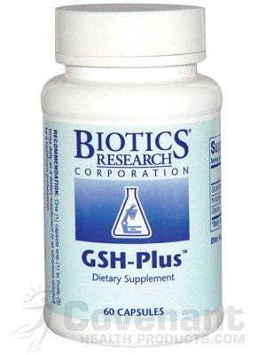 Biotics Research - Gsh-Plus 60C