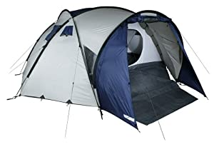 Lafuma Chesnut 5/6 Tente 6 places Camping navy/beige