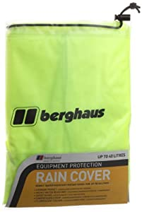 Berghaus Rucksack Raincover - Fluorescent Yellow, Large (Old Version)