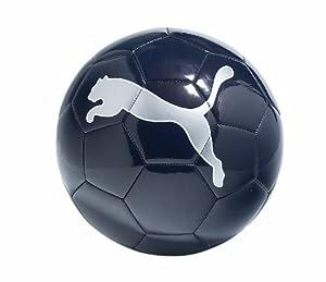 Puma USA Big Cat II Soccer Ball (New Navy-Puma Silver-White, 4)