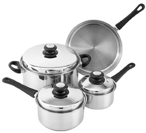 Lynns Saturn 7 Piece Cookware Set