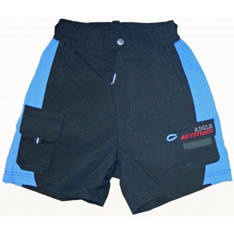 Aigle -  Pantaloni sportivi  - Uomo blu XXL