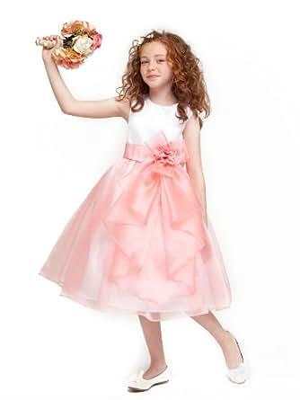 Amazon.com: Layered Organza Ruffle Skirt Holiday Christmas ... - photo #27