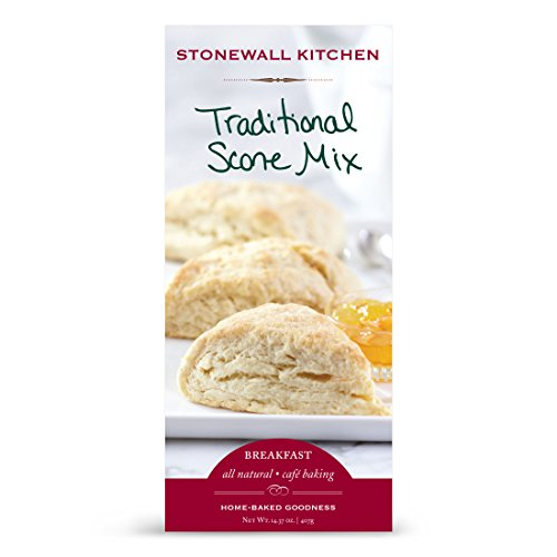 Stonewall Kitchen Traditional Scone Mix, 14.37 Ounce (Scones Mix compare prices)