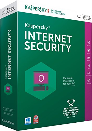 Kaspersky Internet Security 2016 | 1 Device |  1 Year [Key Card] (Kaspersky compare prices)