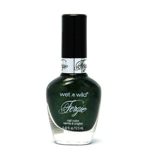 ウェットアンドワイルド Fergie Heavy Metal Nail Polish Emerald Rock City